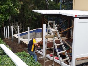 Fence Installation DIY