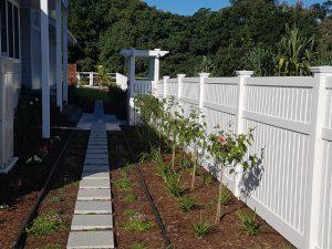Custom classic settler fence 1500mm portfolio image