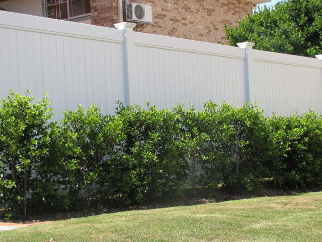 Big Country PVC Fencing 1800mm Castle Privacy Fence