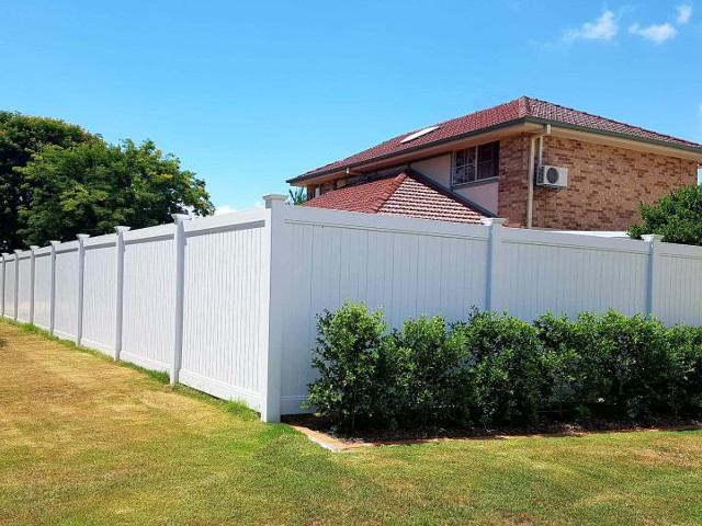 Portfolio image of 1800mm PVC Castle Privacy Fence